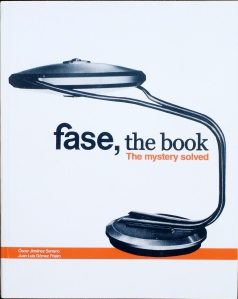 Fase, the book. The mystery solved